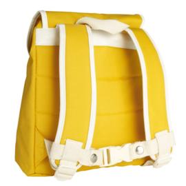 Blafre rugzak voor kleuters 3-5 jaar, geel