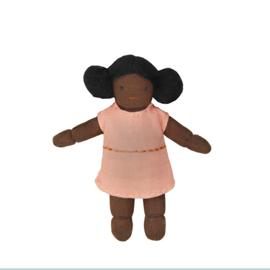 Olli Ella Holdie Folk poppenhuispopje Fleur 11 cm