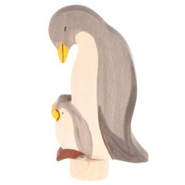 Grimm's Decoratiefiguur / Steker Pinguin
