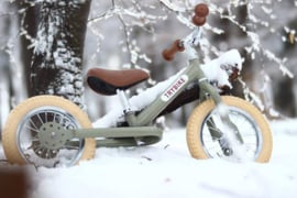 Trybike Steel derde wiel Extensie set vintage