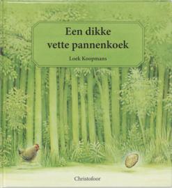 Een dikke vette pannenkoek - Loek Koopmans