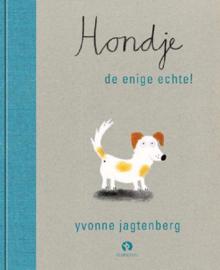 Hondje, de enige echte - Yvonne Jagtenberg - Rubinstein