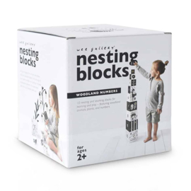 Wee Gallery Stapelblokken, Nesting Blocks