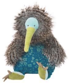 Moulin Roty Knuffel Kiwi Vogel