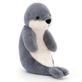 Jellycat Knuffel Zeehond, Bashful Seal Medium