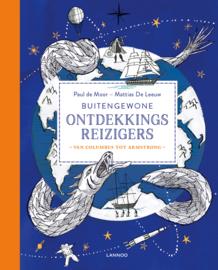 Buitengewone ontdekkingsreizigers - Paul de Moor en Mattias De Leeuw