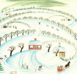 Het huisje dat verhuisde - Virginia Lee Burton - Lemniscaat