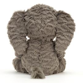 Jellycat Knuffel Olifant 20 cm, Squishu Elephant