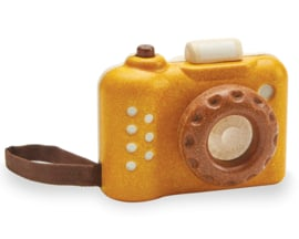 Plan Toys Houten Camera 'My First Camera' Orchard