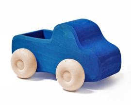 Grimm's houten vrachtwagen, Klein, Blauw
