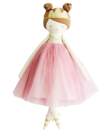 Alimrose Knuffelpop, Pandora Princess Doll Blush, 50 cm