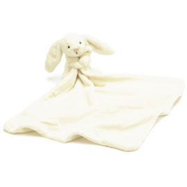 Jellycat Knuffeldoekje Konijn 33cm, Bashful Cream Bunny Soother