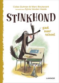 Stinkhond gaat naar school - Colas Gutman en Marc Boutavant - Lannoo