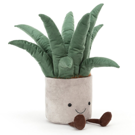 Jellycat Knuffel plant Aloe, Amuseable Aloe Vera Big, 45cm