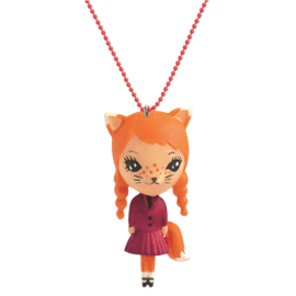 Djeco Ketting Lovely Charms Cat