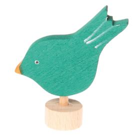 Grimm's Decoratiefiguur / Steker Pikkende Vogel