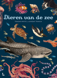 Het dierenboek - Teagan White en Loveday Trinick - Lannoo