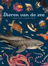 Dieren van de zee - Teagan White en Loveday Trinick - Lannoo
