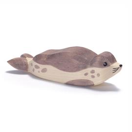 Ostheimer Houten Zeehond, liggend