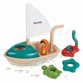 Plan Toys Activiteitenboot