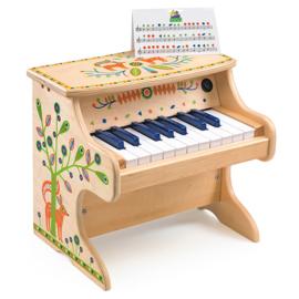 Djeco Houten Piano 'Animambo'