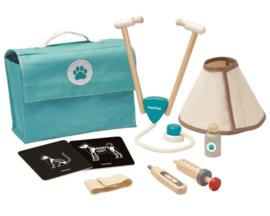 Plan Toys Houten Dierenarts Set