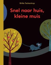 Snel naar huis, kleine muis - Britta Teckentrup - Gottmer