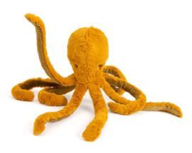 Moulin Roty Knuffel Octopus/Inktvis Klein, 'Tout autour du monde'