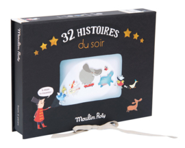 Moulin Roty Bioscoop Set Luxe, 32 discs