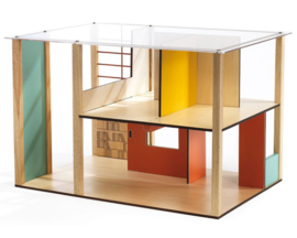 Djeco Houten Poppenhuis, Cubic House