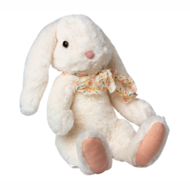 Maileg Knuffel Konijn, Fluffy Bunny Large White