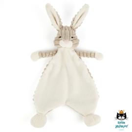 Jellycat Knuffeldoekje Haas, Cordy Roy Baby Hare Soother