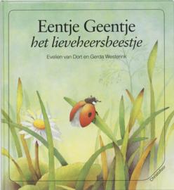 Eentje Geentje het lieveheersbeestje - Evelien van Dort