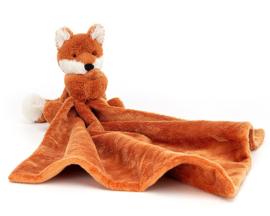 Jellycat Knuffeldoekje Vos, Bashful Fox Soother