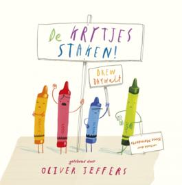 De krijtjes staken - Drew Daywalt & Oliver Jeffers