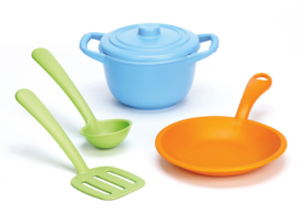 Green Toys Pannenset 'Chef Set'