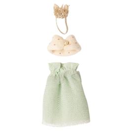 Maileg Koningin kleding - moeder muis - new
