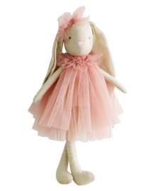 Alimrose Knuffel Konijn, Baby Briar Bunny Blush, 40 cm