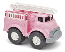 Green Toys Brandweerauto 'Fire Truck', Roze
