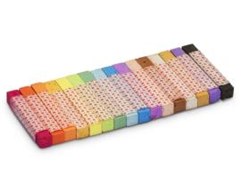 Bordkrijt in 16 kleuren