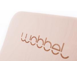 Wobbel original linnen / whitewash - zonder vilt