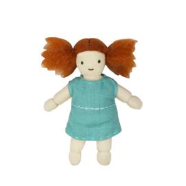 Olli Ella Holdie Folk poppenhuispopje Fern 11 cm