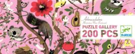 Djeco Puzzel 'Abracadabra', 200 st, 97x33 cm