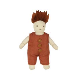 Olli Ella Holdie Folk poppenhuispopje Glen 11 cm
