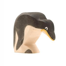 Ostheimer Houten Pinguin hoofd omlaag