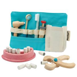 Plan Toys Houten Tandartsset