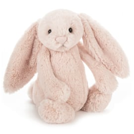 Jellycat Knuffel Konijn 31cm, Bashful Blush Bunny, Poederroze