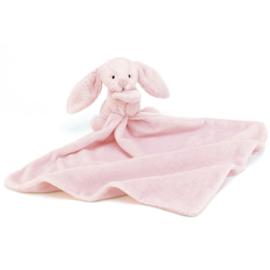 Jellycat Knuffeldoekje Konijn 33cm, Bashful Pink Bunny Soother