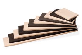 Grimm's houten Bouwplaten Zwart-Wit