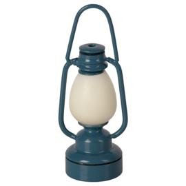 Maileg Vintage Lantaarn -Vintage lantern - Blue
